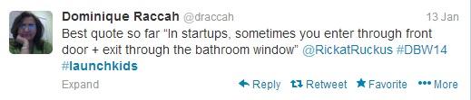 tweet dom